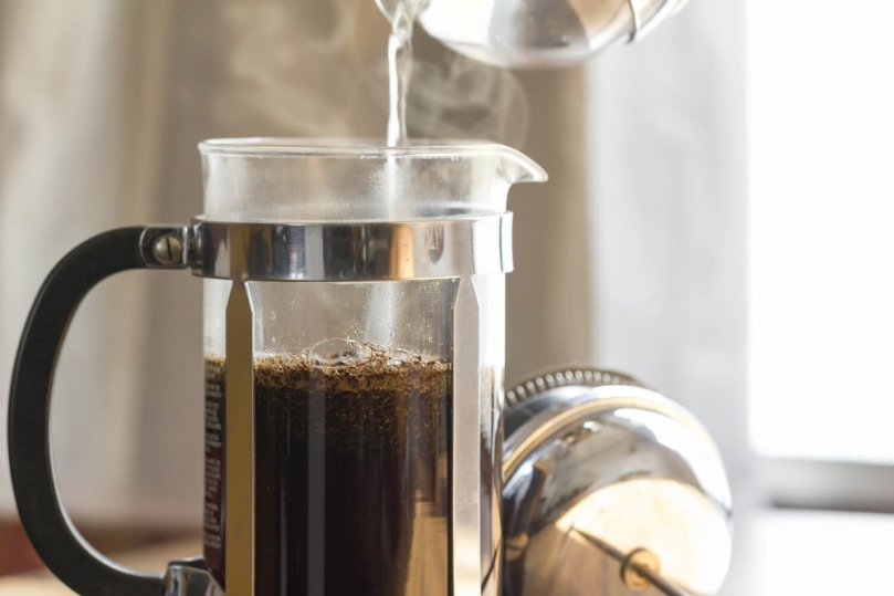 french press - real estate closing gifts