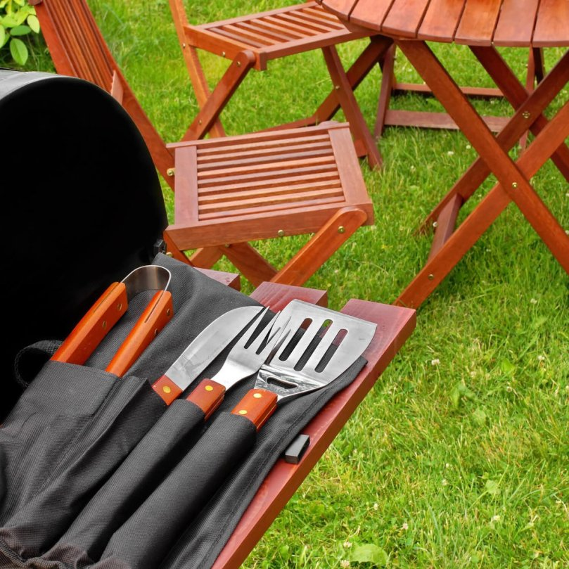 grill set - real estate closing gifts